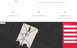 Design page contact Lyon formation