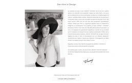 webdesign créatrice jeanne C