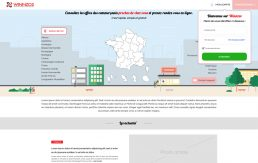 webdesign front office plateforme