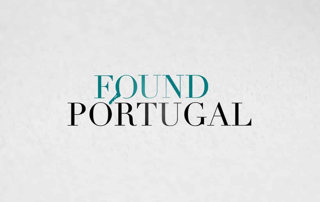 mockup logo found portugal