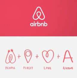 Décryptage du logo Airbnb